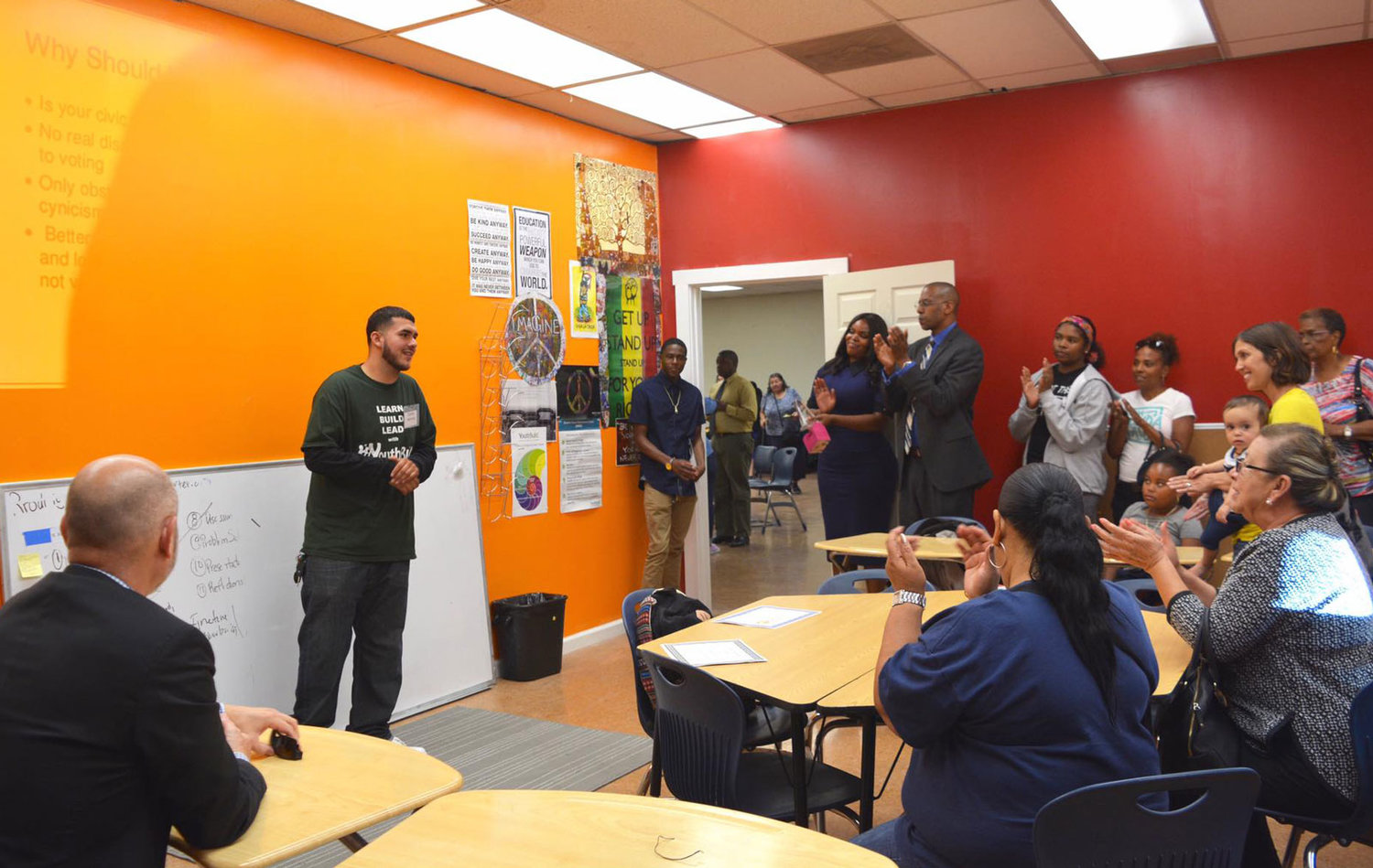 Compton YouthBuild Grand Opening – New Location