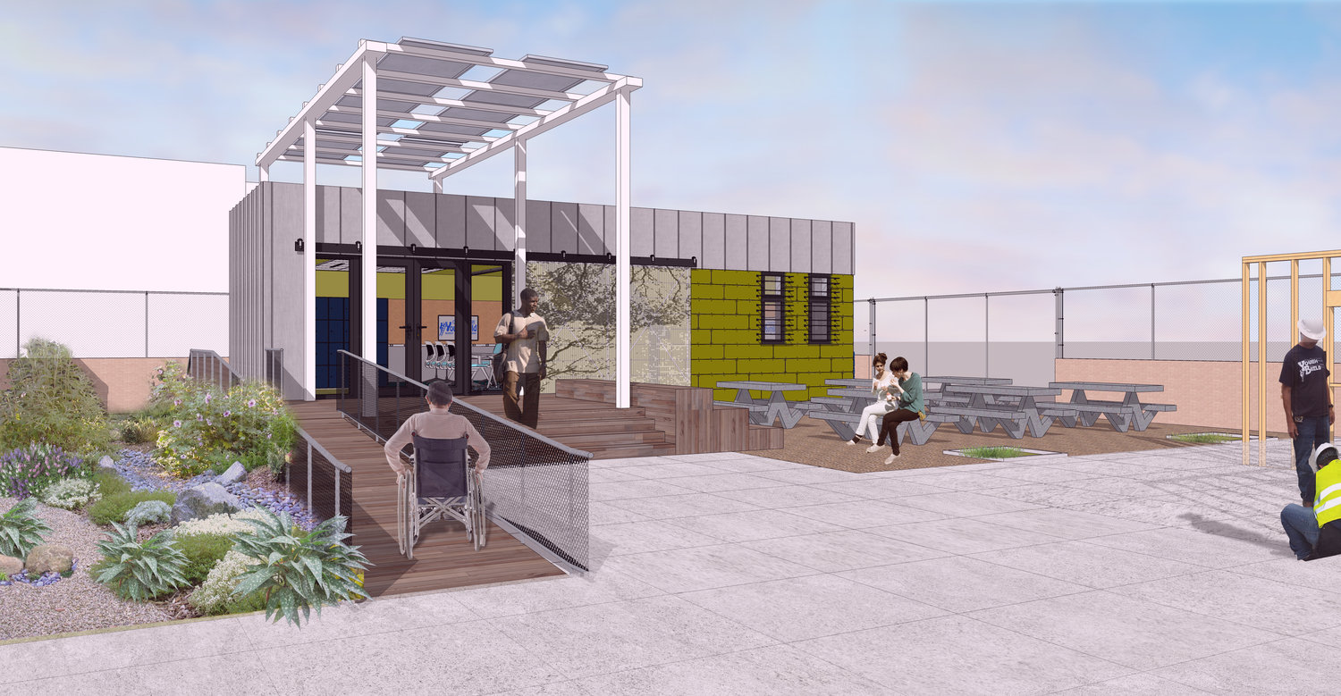Building Design+Construction Brings GreenZone Community Education Center to Greenbuild 2016