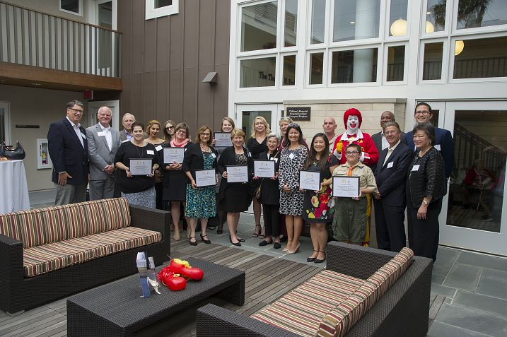 Compton Youthbuild Receives Ronald McDonald House Community Grant